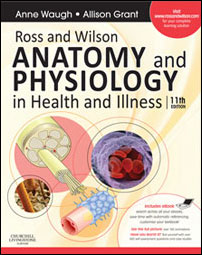 Buy now: Ross and Wilson Anatomy and Physiology in Health and Illness